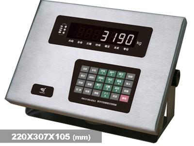 济南山东衡器xk3190—ds3系列数字仪表
